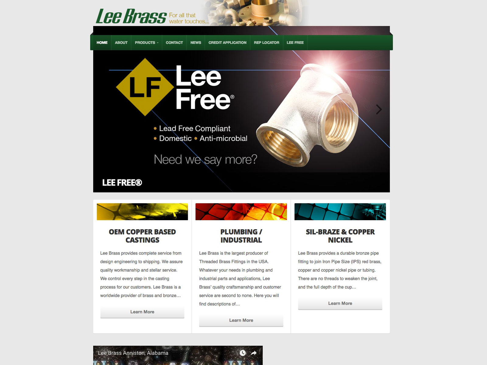 leebrass.com