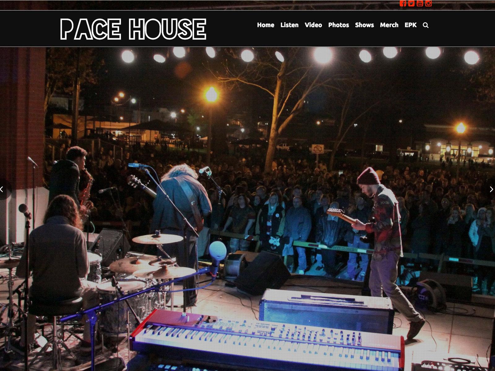 pacehouseband.com