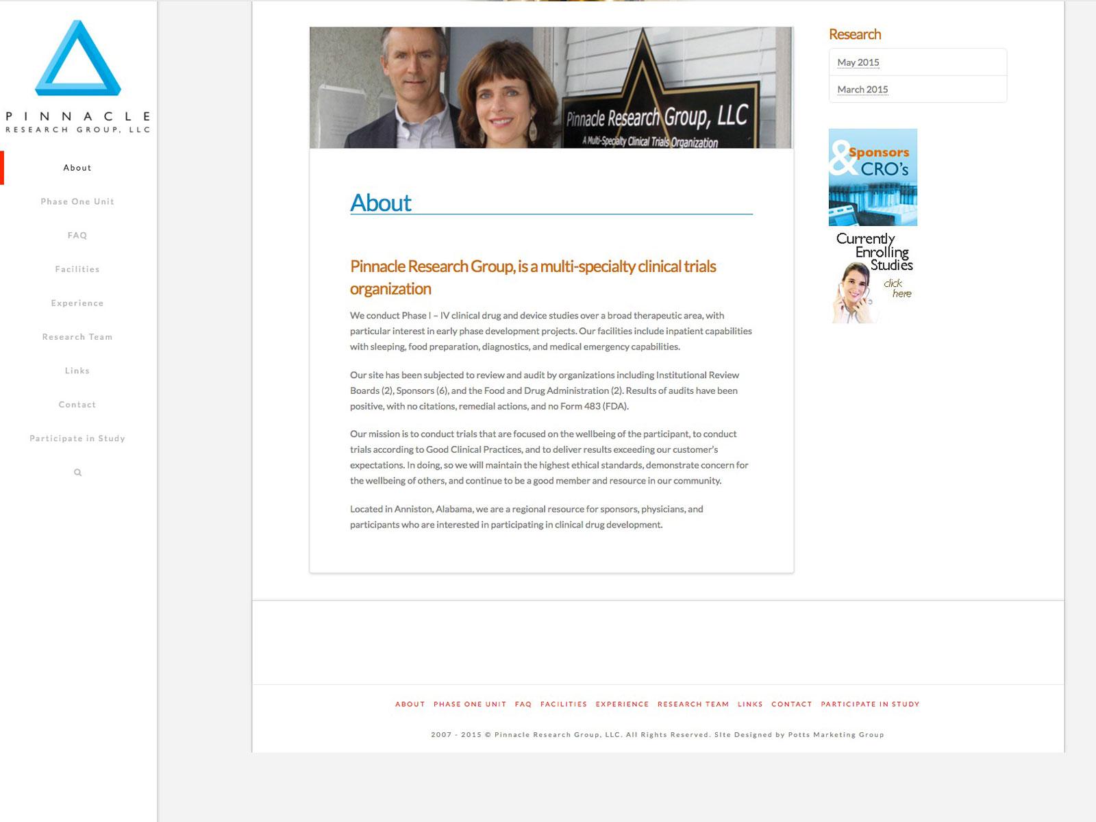 pinnacleresearch.com
